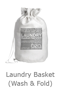 Laundry Basket (Wash & Fold)
